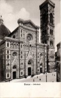 ITALIE. Carte Postale Ayant Circulé En 1927. Cathédrale De Florence. - Firenze