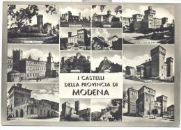 I CASTELLI DELLA PROV. DI MODENA VIAGGIATA - Modena