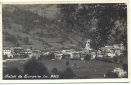SALUTI DA SAMPEIRE M.980 VIAGGIATA 1946 - Cuneo