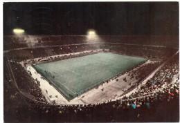Stadio S.siro Milano Veduta Nottura Tematica Sport Calcio (gr.-b.n.-v.gg.) - Calcio