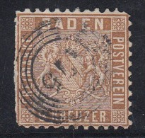 Bade N°15   9kr Brun - Bade