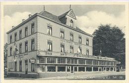 """Valkenburg, Bonds-Hotel """"Trianon"""" Telefoon Nr. 56 (anno 1939) - Valkenburg"""
