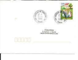Lettres France Yvert 3253   LSI 12/6/99  Au 13/12/99 = 175 Jours - France