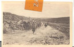 CPA Militaria - Les Combats Du Bois Des Caures 1916 , Bon état ( Voir Scan ) - France