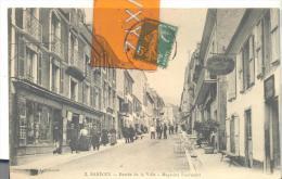 BAREGES - Entrée De La Ville - Magasin Fourment , Trés Bon état ( Voir Scan ) - Frankrijk