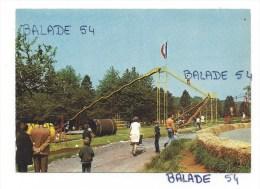 """CPM - ANOR (59) Parc D'attractions """"LA GALOPERIE"""" - La Plaine De Jeux (très Animée) - France"""