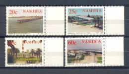 CHEAP SHIPPING * NAMIBIA * SERIE 4v YEAR 1992 * SWAKOPMUND * MNH - Namibie (1990- ...)