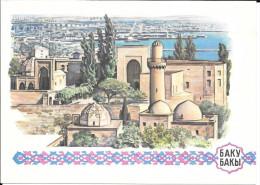 BAKOU - Azerbaïjan