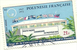 62  Commission DuPacifique    (783) - Poste Aérienne