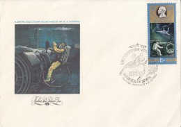 GAGARIN SPACE Center - 1980 Russia FDC - RARE !!! - Rusland En USSR