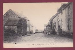 58 - 010515 - SAINT SULPICE - Rue Principale - Commerce SAUTEREAU - - Altri Comuni