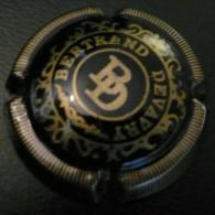 Bertrand Devary - Noir Et Or Striee - Capsule Champagne - Champagne