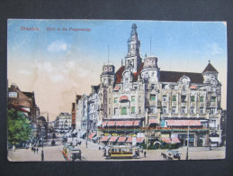 AK DRESDEN Pragerstrasse Ca.1910  ///// D*16187 - Dresden