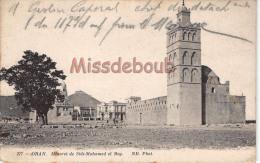 ALGERIE - ORAN - Minaret De Sidi Mohamed El Bey  - 2 Photos  - 1914 - Oran