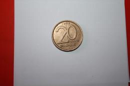 Belgique 20 Franc 1994 - 1993-...: Alberto II