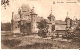 RANST / BROECHEM (2520) : Kasteel - Château De Bossenstein à M. A. Spruyt-de Hulegenrode. CPA. - Ranst