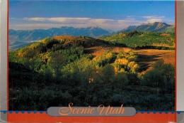 CPSM Wasatch Mountains-Utah   L1889 - Non Classés
