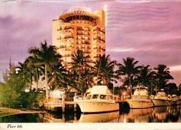 CPSM Fort Lauderdale-Fashionable Pier 66   L1889 - Fort Lauderdale