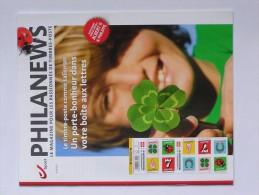 Belgique, Magazine Philanews N° 4-2013 F, Très Bon état + Supplément Philaroyal - Magazines: Abonnements