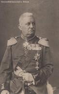 AK Generalfeldmarschall V. Bülow Gelaufen 10.7.18 - Personen