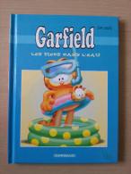 Garfield Jim Davis Les Pieds Dans L'eau édition Publicitaire Total Petit Format  Cartonné - Garfield
