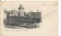 Rouen    La Tour Jeanne D'Arc  N D 16 - Rouen