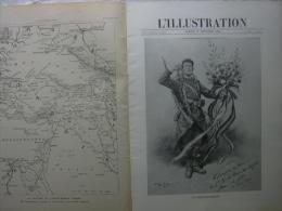 L'ILLUSTRATION 3742 TEXTE DE P LOTI/ REIMS/ SERMAIZE LES BAINS/ MAURUPT/ PSICHARI 21 NOVEMBRE 1914 COMPLET AVEC SA COUVE - Newspapers