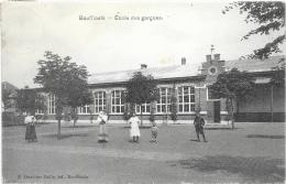 Bouffioulx NA1: Ecole Des Garçons 1909 - Chatelet