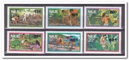 Niue 1978, Postfris MNH, Flowers - Niue