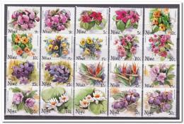 Niue 1981, Postfris MNH, Flowers - Niue