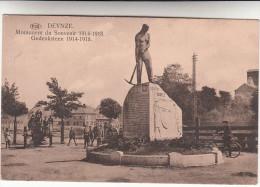 Deinze, Deynze, Gedenksteen 1914-1918 (pk16891) - Deinze
