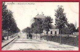 61 ALENCON - Boulevard De La République - Alencon