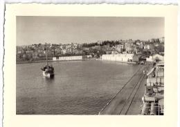 CROISEUR AU PORT?  9,5x7cm - Barcos