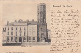 Menen, Menin, Souvenir De Menin, L'Hotel De Ville (pk16897) - Menen