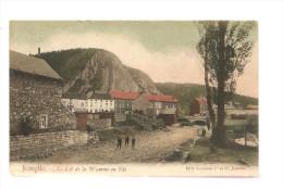 JEMELLE  Le Lit De La Wamme En Ete - Rochefort