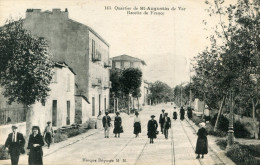 NICE(ALPES MARITIMES) SAINT AUGUSTIN DE VAR - Nizza