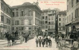 NICE(ALPES MARITIMES) BOURSE DE TRAVAIL - Nizza