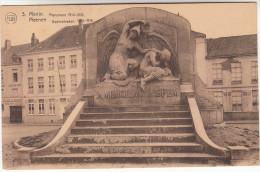 Menen, Meenen, Gedenkteeken 1914-1918 (pk16940) - Menen