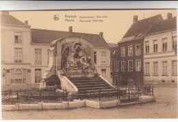 Menen, Meenen, Gedenkteeken 1914-1918 (pk16941) - Menen