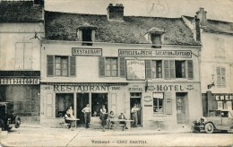 CPA 95 VETHEUIL CHEZ MARTIAL - Vetheuil