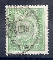 140019754  PORTUGAL  YVERT   Nº  73  D 12 1/2 - Usado