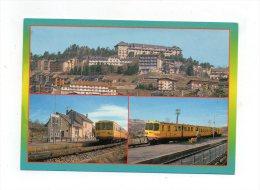 (66) LA CERDAGNE -Font Romeu Le Petit Train Jaune - Non Classificati