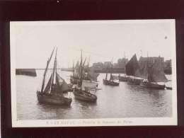 76 Le Havre Flotille De Bateaux De Pêche édit. Rose N° 8  Vernie - Le Havre