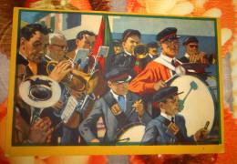 Buvard       Concert  musiciens