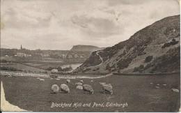 Edinburgh,Blackford Hill And Pond 1915 - Midlothian/ Edinburgh