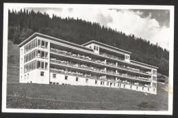 CLAVADEL GR Davos Zürcher Hochgebirgsklinik Spital Abteilung 1964 - GR Grisons