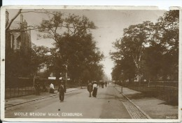 Edinburgh,Middle Meadow Walk 1915 - Midlothian/ Edinburgh