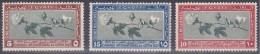1345o: Ägypten 1927, Serie Baumwollkongreß *, Mi. 11.- - Textil