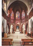 ISSOUDUN (Indre-36), Pélerinage à Notre-Dame Du Sacré Coeur, Intérieur, Nef, Ed. REC - Issoudun