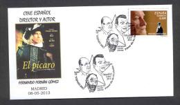 6.- 040  SPAIN ESPAÑA 2013. CINEMA DIRECTOR ACTOR  FERNANDO FERNAN GOMEZ